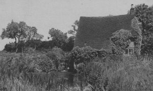 Doveridge Mill c.1946